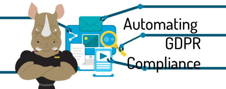 Automating GDPR Compliance