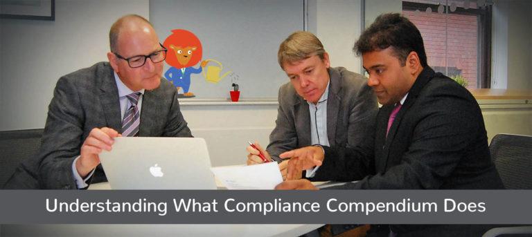 Compliance Compendium's CC Suite – Understanding What CC Does