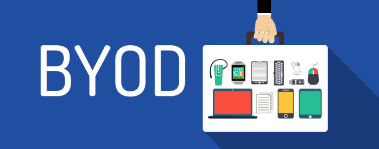 BYOD = Bring Your Own Device, or should that be Breach Your Own Data?